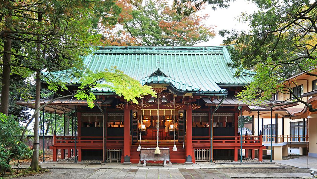 【東京十社めぐり】氷川神社