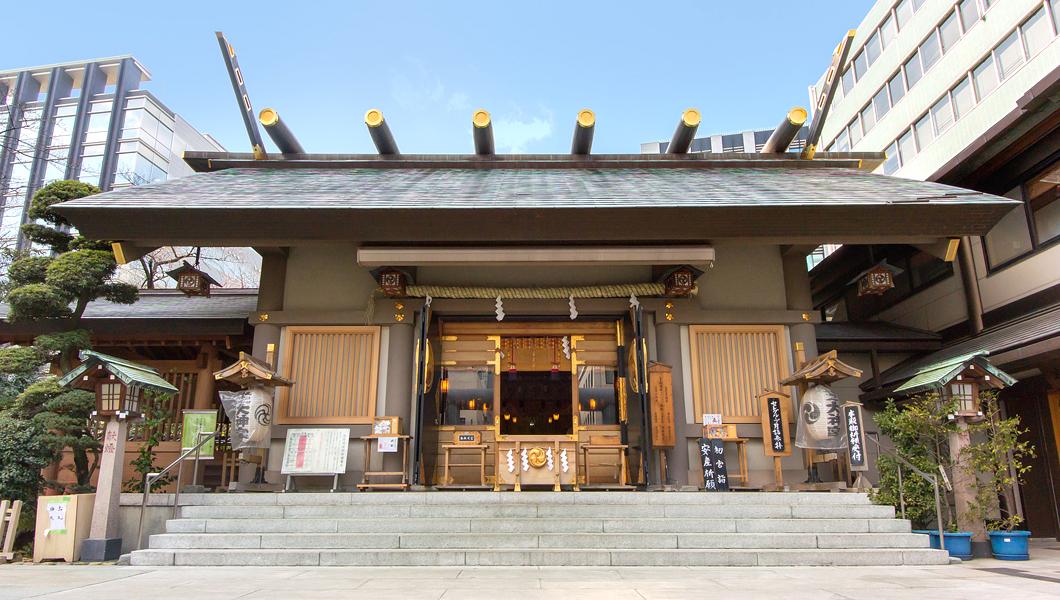 【東京十社めぐり】芝大神宮
