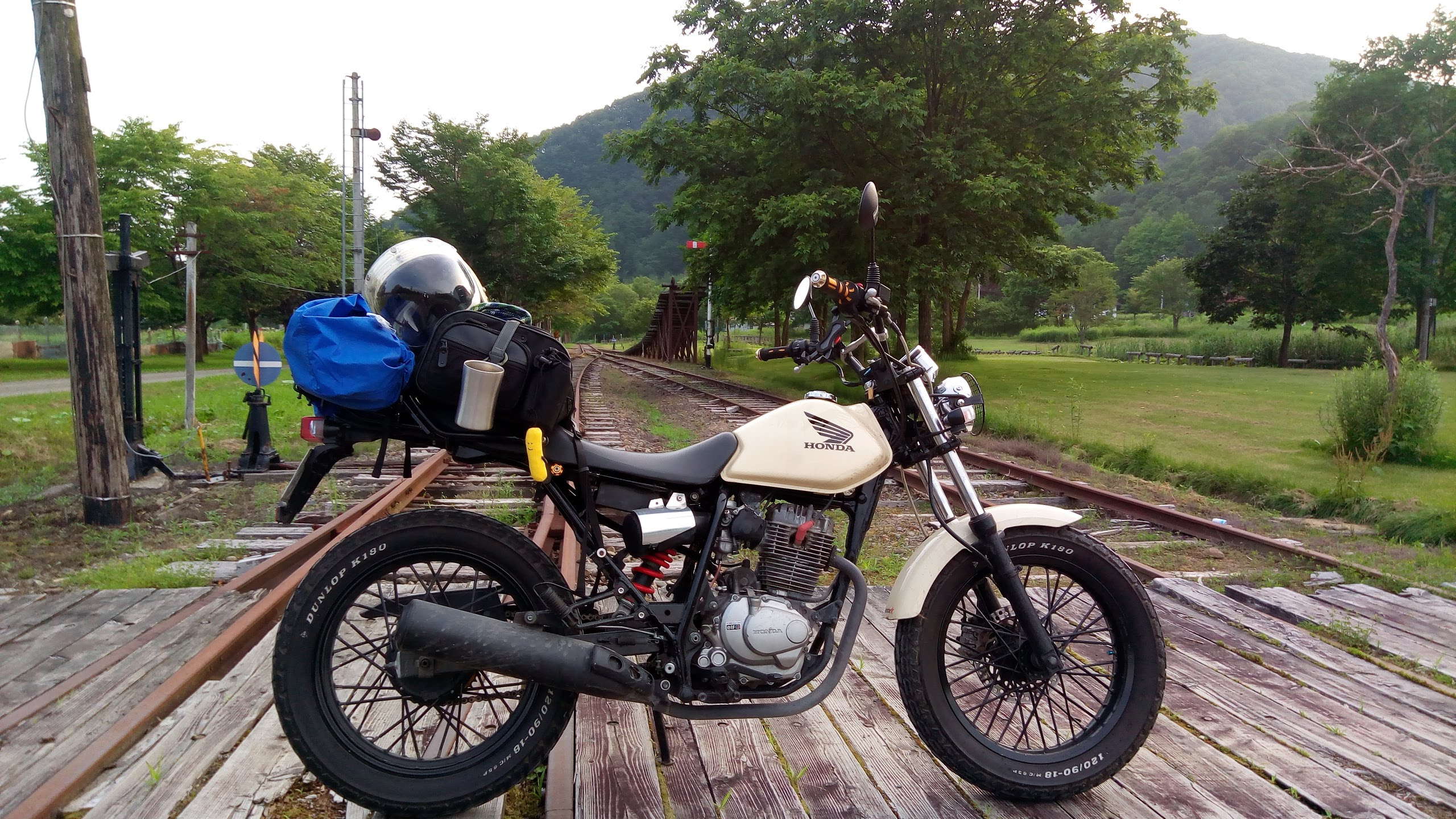 【2018年・夏の北海道】三国峠を越え、苫小牧へと向かう最終日。Vol.15