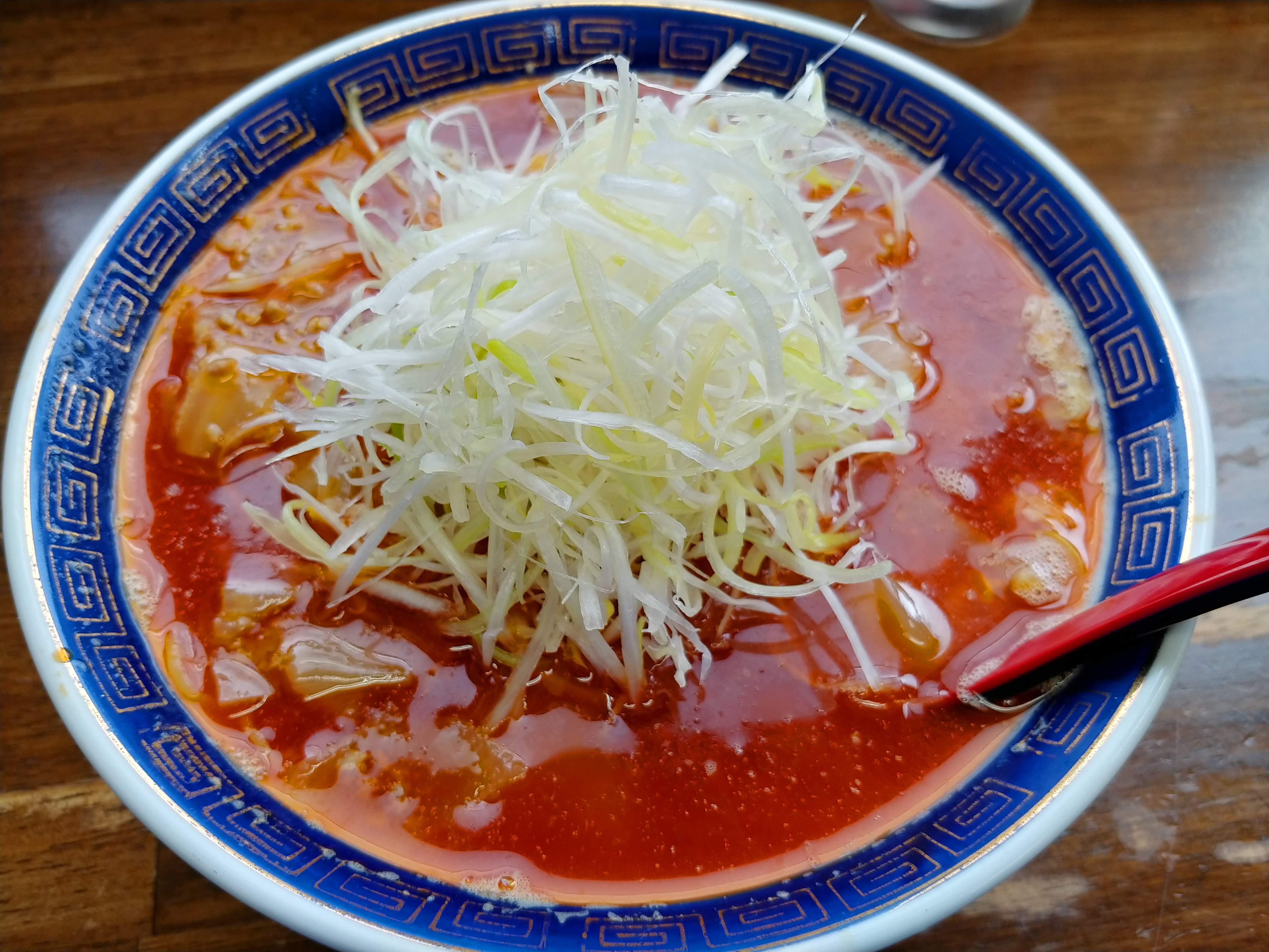 【千葉県勝浦市にて】人生初、勝浦タンタンメンを食すツーリング