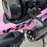 Vスト250、岩下の新生姜ピンクになる!の巻