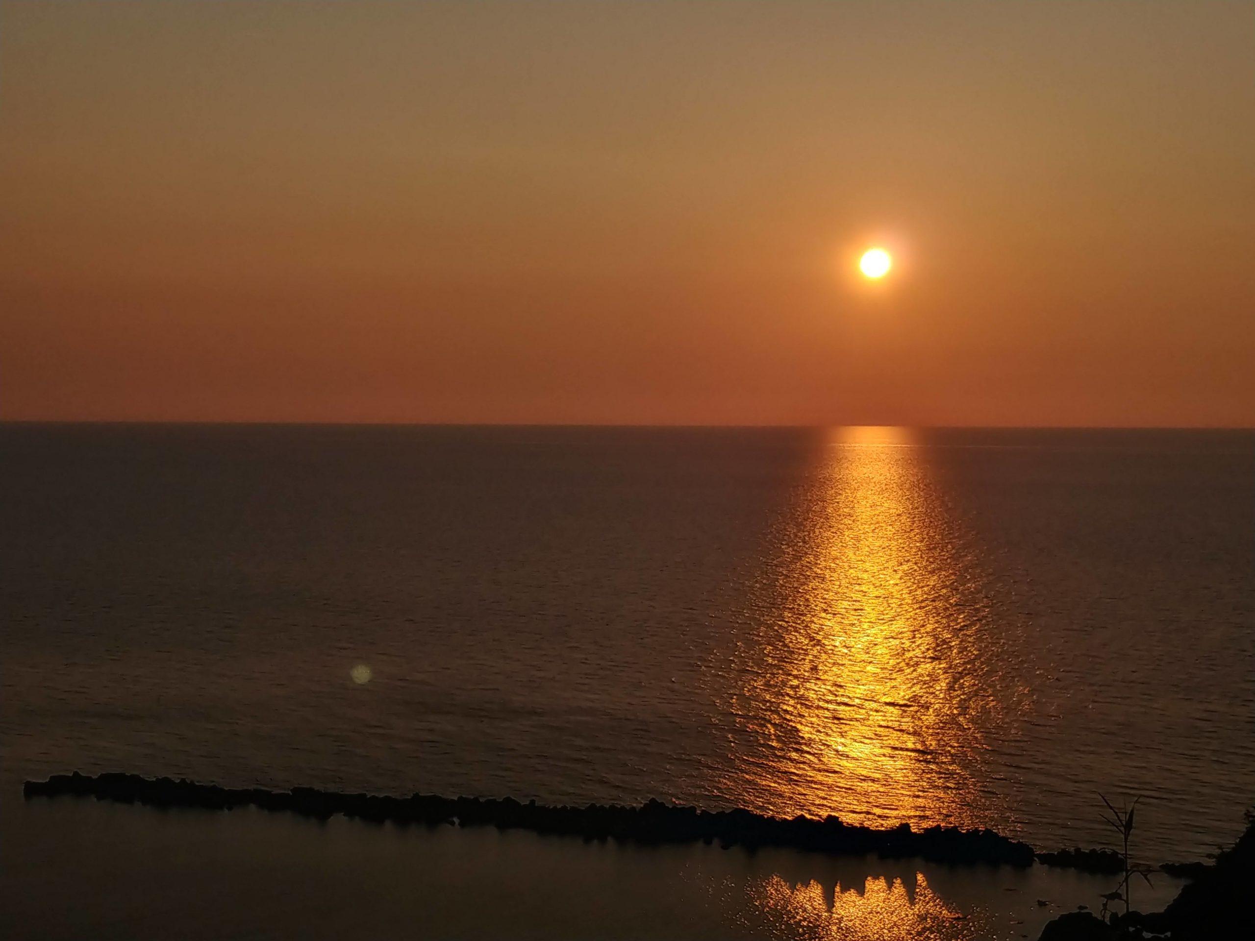 【福島&新潟】日本海へ沈む夕日を見に行くだけのツーリング・2日め