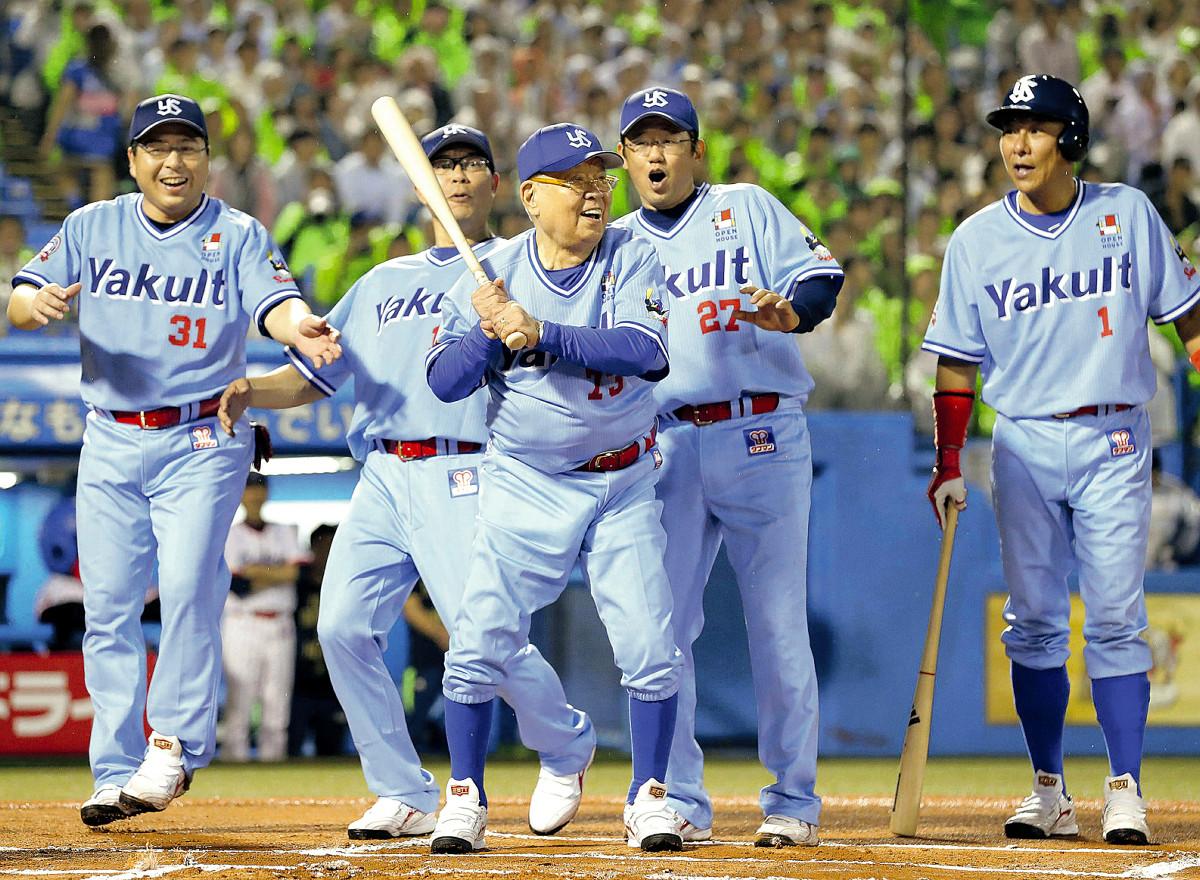 野球が好きだ